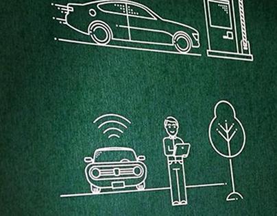 Icon // project // Europcar