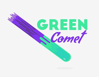 Greencomet - logo