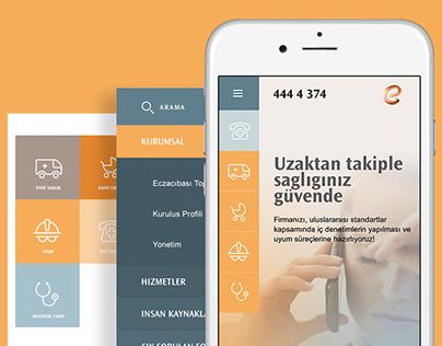 Some Pages for Eczacıbaşı Sağlık