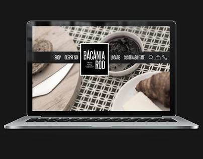 BACANIE - Online Food Market