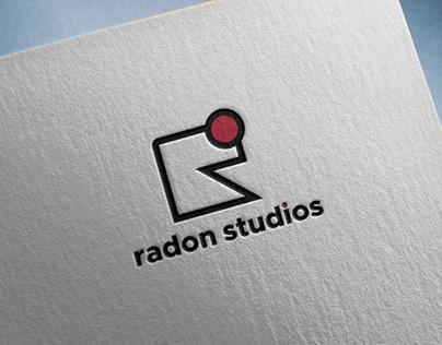 Logo Design Radon Studios