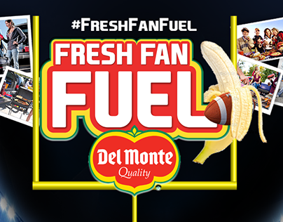 Del Monte Fresh Fan Fuel