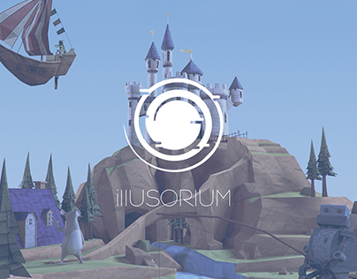 Re-Branding Illusorium Studios