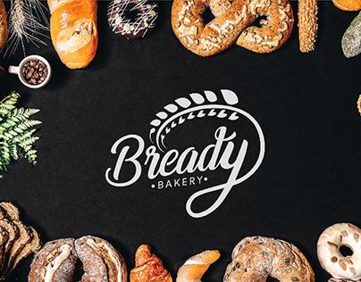 Logo Deign & Branding for Bready Bakery