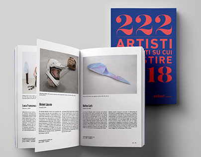 Book - 222 Artisti emergenti su cui investire 2018