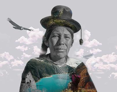 PHOTOCOMPOSITION PERU