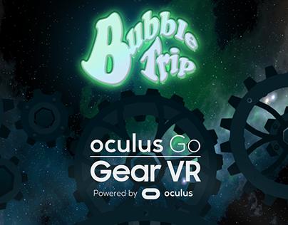 Bubble Trip - VR Arcade Reflexion (OculusGo/GearVR)