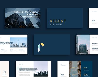 Regent Vietnam - Brand Identity