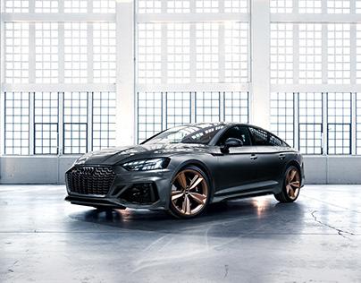 Audi RS5 & RSQ3