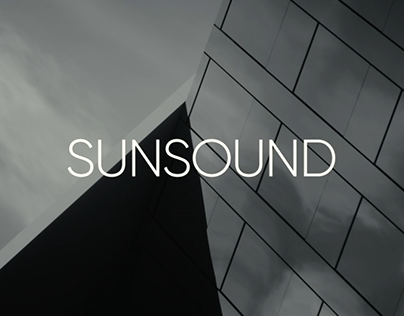 SUNSOUND - 3D ANIMATION