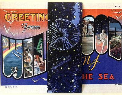 Wildwood Days: Giant Postcard Series