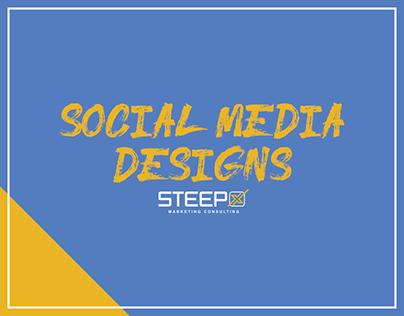 SteepX Social Designs