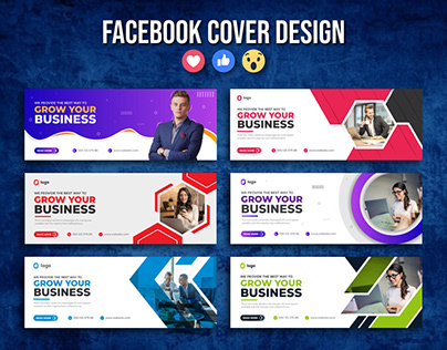 Corporate Facebook Cover Design