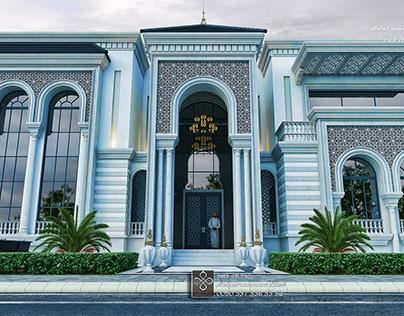 Contemporary Islamic style villa