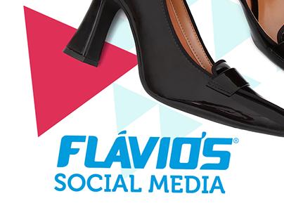 Social Media Posts - Flávio's