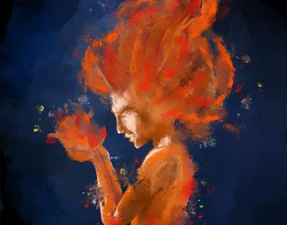 Dark Phoenix fan art
