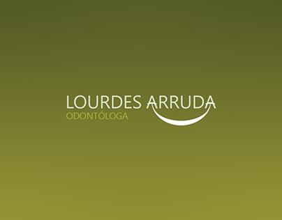 MARCA E SOCIAL MÍDIA - Lourdes Arruda Odontóloga
