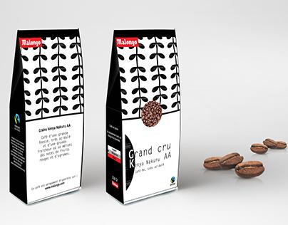 Malango- Packaging Coffee