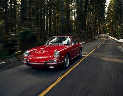 Porsche 912 - Fred Hwang