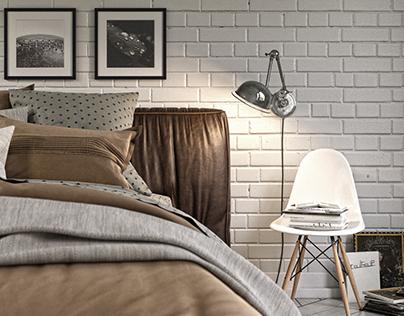 White Room - Natural Light