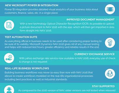 Reasons to upgrade to Microsoft Dynamics NAV 2016