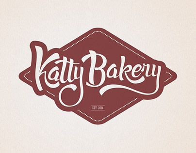 «KattyBakery» Logo