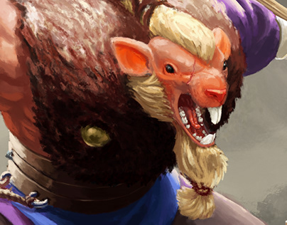Viking Rat