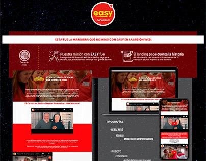 EASY Web development DST