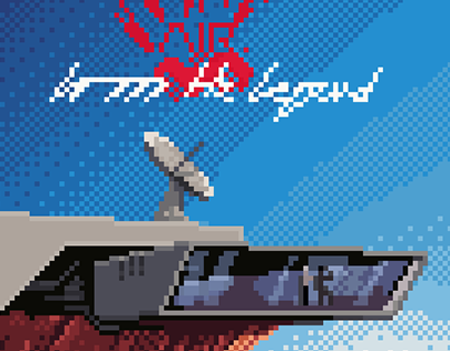 Pixel Album Covers : Series 1