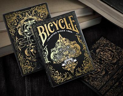 BICYCLE : SPIRIT II Playing Cards