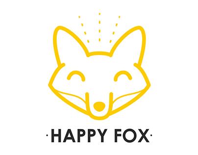 Logo - Happy Fox