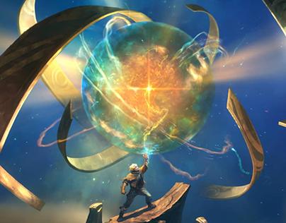 Preseason Runes 2018 - League of Legends - Login Screen