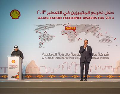 ShellQatarization Excellence Awards 2013