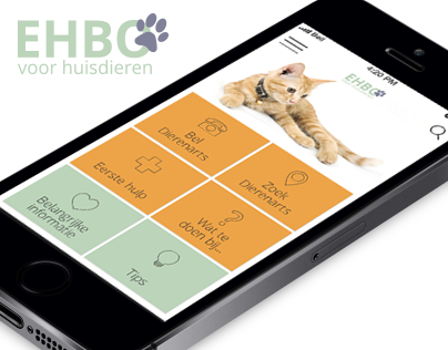 First aid for pets app