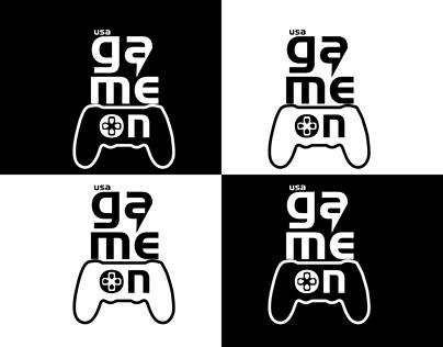Game On Logo Projesi