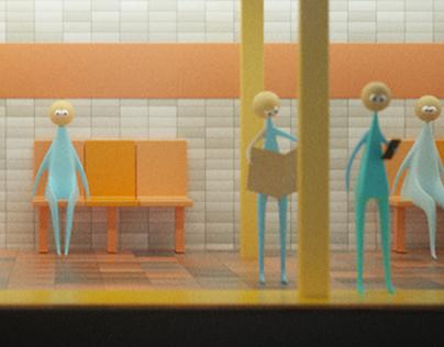 Subway Dailies