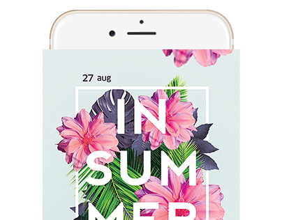 Summerish Flyer