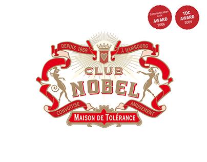 Club Nobel: Corporate Design