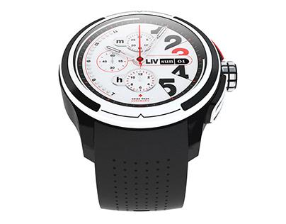 LIV Chronicon Watch