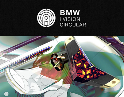 BMW i Vision Circular : Design Process