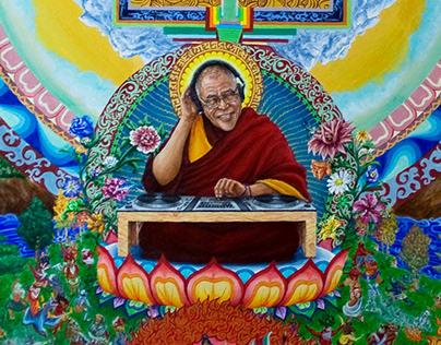 DJ Dalai Lama