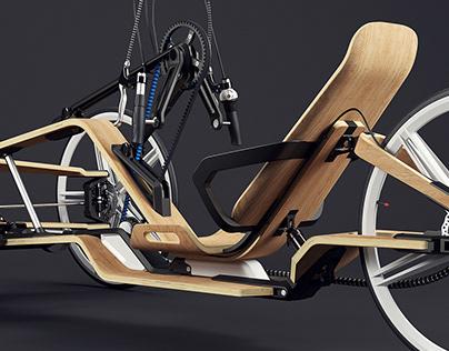 Ligna // Handcycle