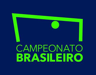 Identidade visual do Campeonato Brasileiro de futebol