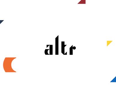 Branding: altr
