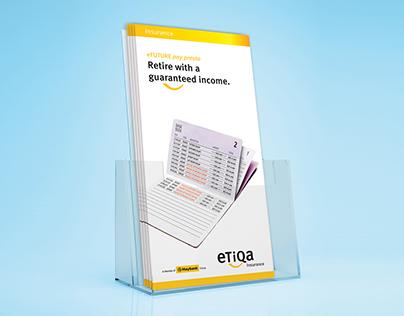 Etiqa Insurance Product Launch: eFuture pay presto