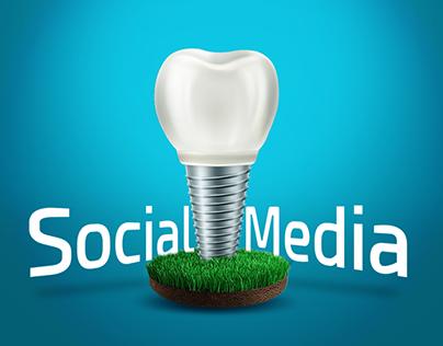 Dental Clinic - Social media posts
