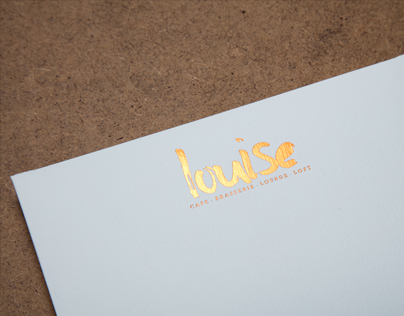 Louise, Invitation & Direct Mailing