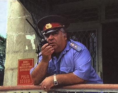 Azerbaijan Film Cinemagraph