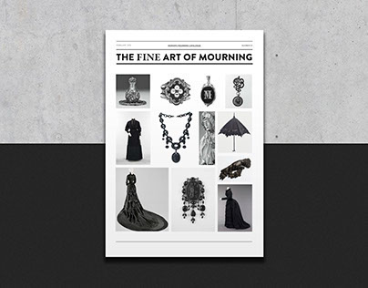 Ways of Seein and Telling: Mourning Catalogue