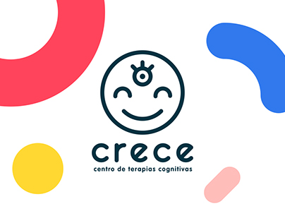 CRECE · Brand Identity